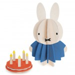 Do-it-Yourself Miffy mit Kuchen