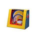 Geschirr-Set 4tlg Miffy Travel