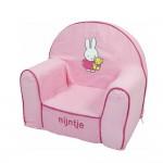 Miffy Kinder-Sessel Denim rosa