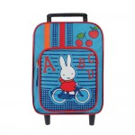 Miffy Trolley-Rucksack - Shine Bright blau