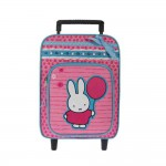 Miffy Trolley-Rucksack - Shine Bright rosa