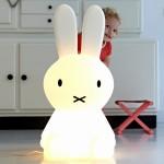 Miffy XL Lampe - 80cm