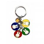 Miffy Schlüsselanhänger rund