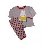 Miffy Pyjama - rot Größe 62