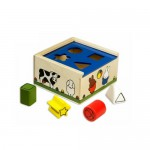 Miffy Sortierbox - Holz